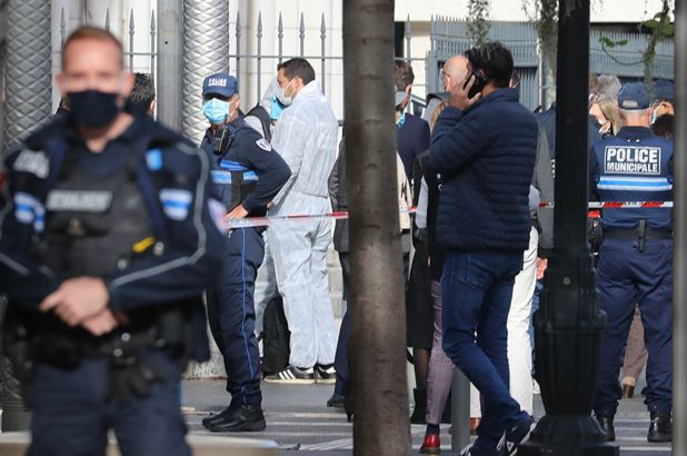 Woman Decapitated in France Church; Two Others Killed