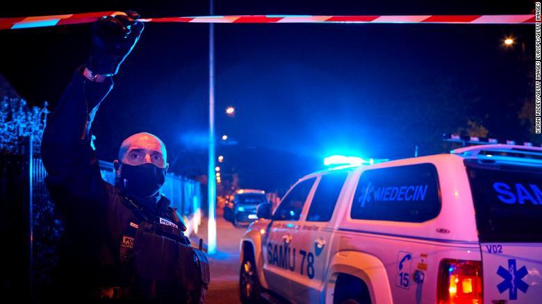 French Teacher Beheaded in Paris