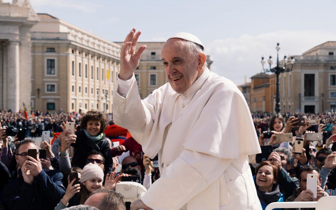 Deception Rising: Pope Endorses Civil Union Laws for Same-Sex Couples